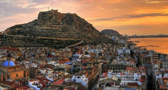 Spanish-Alicante-Spain
